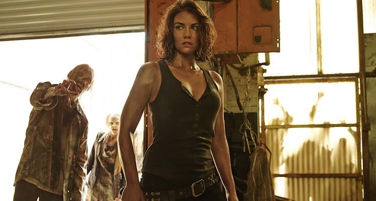 """Maggie powraca w pierwszym fragmencie finału 10. sezonu """"The Walking Dead"""""""