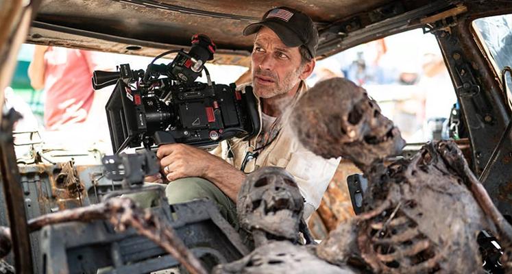 Nowy film Zacka Snydera dostanie pełnometrażowy prequel i serial anime