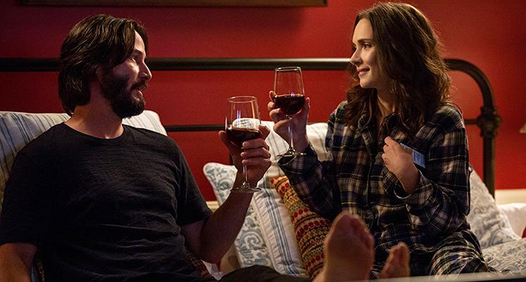 Keanu Reeves i Winona Ryder w nowej komedii - mamy zwiastun