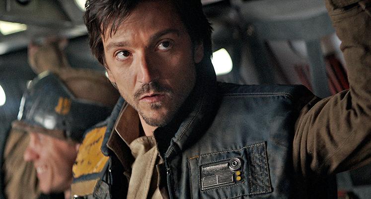 """Diego Luna wraca do świata """"Gwiezdnych wojen"""". Zdjęcia z planu serialu """"Andor"""""""