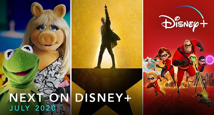 Premiery lipca od Disney+. Kompletna lista nowości