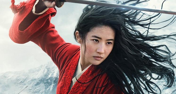 """Mulan"" - plakaty z bohaterami superprodukcji od Disneya"