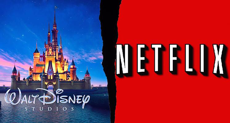 Gwiezdne Wojny i filmy z MCU znikną z Netflixa