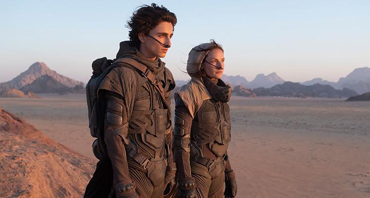 Wszystkie filmy Warnera z 2021 roku zadebiutują w kinach i na HBO Max!