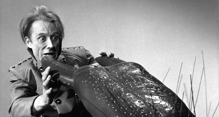 Doctor Who The Macra Terror w steelbooku Blu-ray - ruszył pre-order