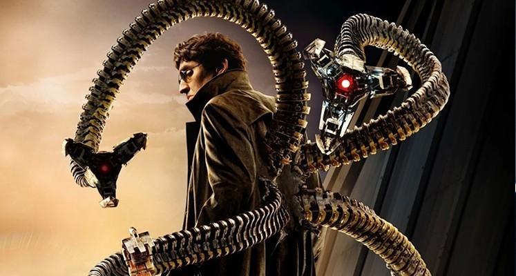 Alfred Molina jako Doktor Octopus