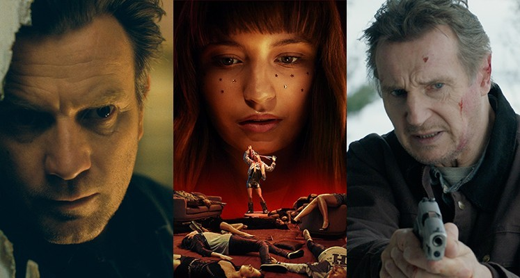 """Filmowe premiery tygodnia 28.12-03.01: """"Wszyscy moi przyjaciele nie żyją"""", """"Doktor Sen"""" i inne"""