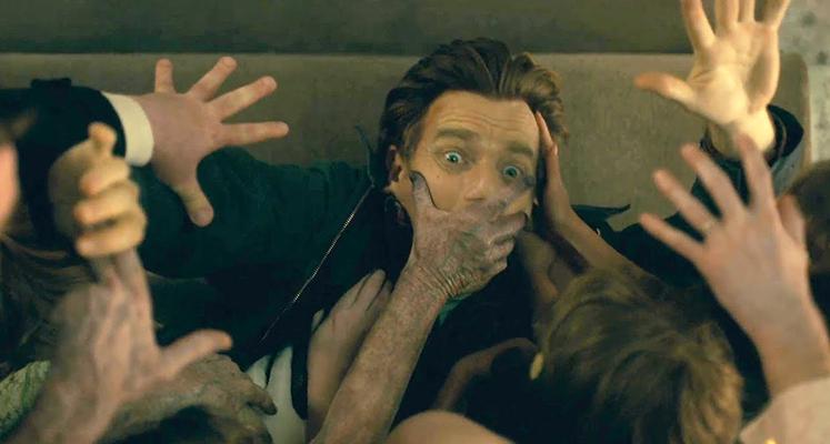 "Danny Torrance na nowym plakacie horroru ""Doktor Sen"""