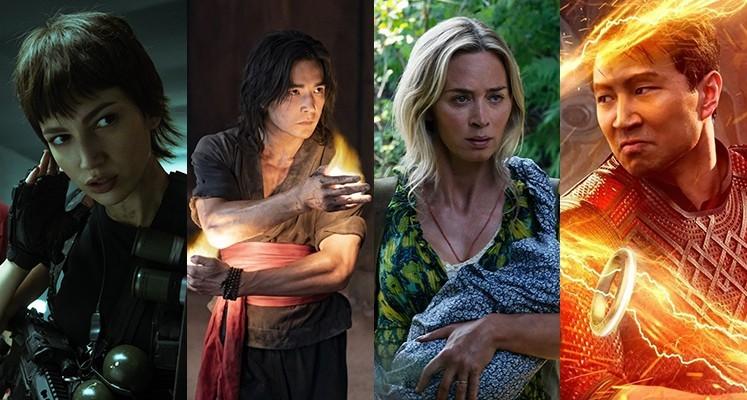 """Filmowe premiery tygodnia 30.08-05.09: """"Shang-Chi i legenda dziesięciu pierścieni"""", """"Dom z papieru"""", """"Ciche miejsce 2"""" i inne"""