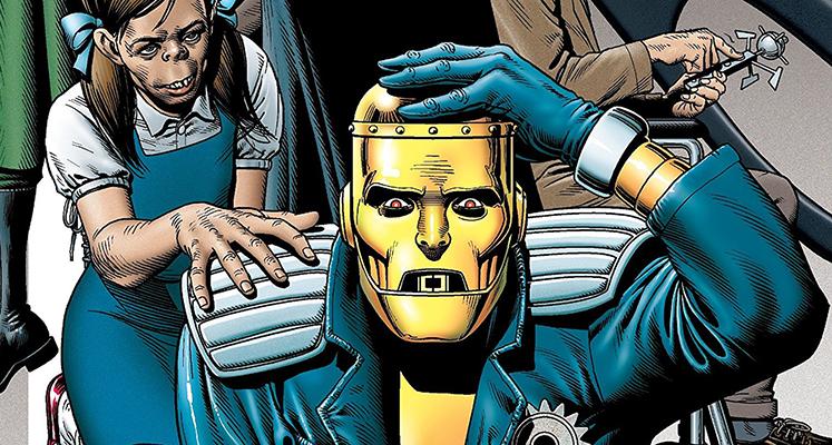 """""""Doom Patrol"""" tom 1 – recenzja komiksu"""