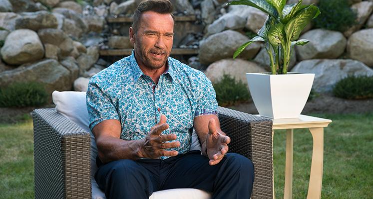 Netflix przejmie serial z  Arnoldem Schwarzeneggerem