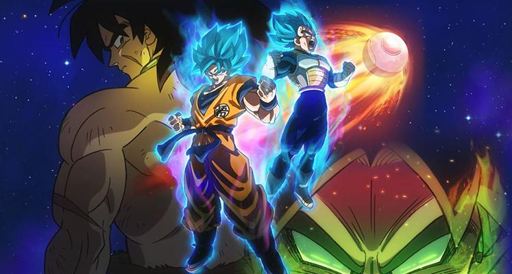 Dragon Ball Super The Movie: Broly w steelbooku Blu-ray - ruszył pre-order