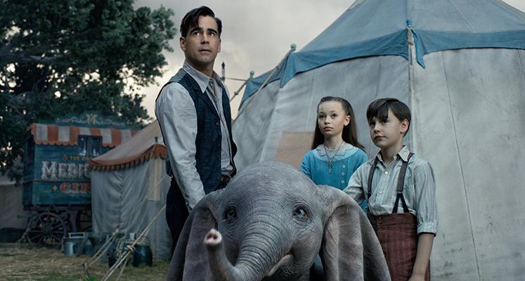 Box Office - Dumbo odleciał konkurencji i przerwał złą passę Disneya