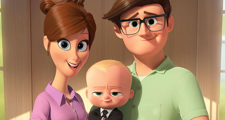 Dzieciak rządzi (2017) - recenzja filmu i wydania Blu-ray [2D, Elite]