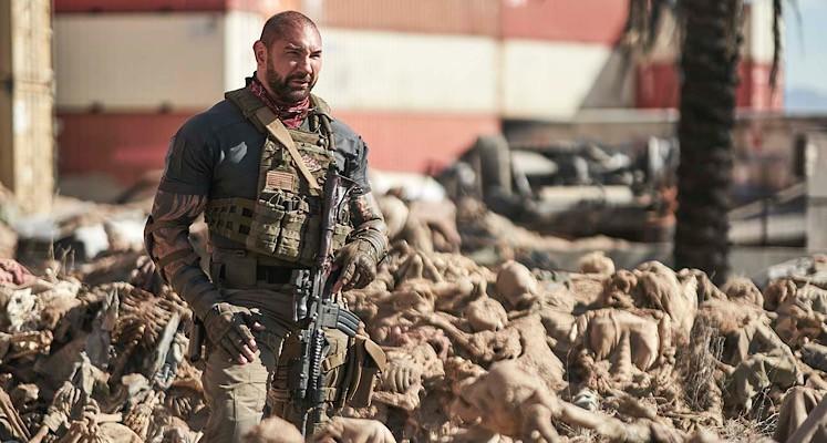 Dave Bautista w filmie Armia umarłych