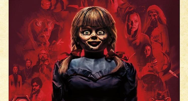 Jak Annabelle radzi sobie z lockdownem? Nowe wideo od Warnera