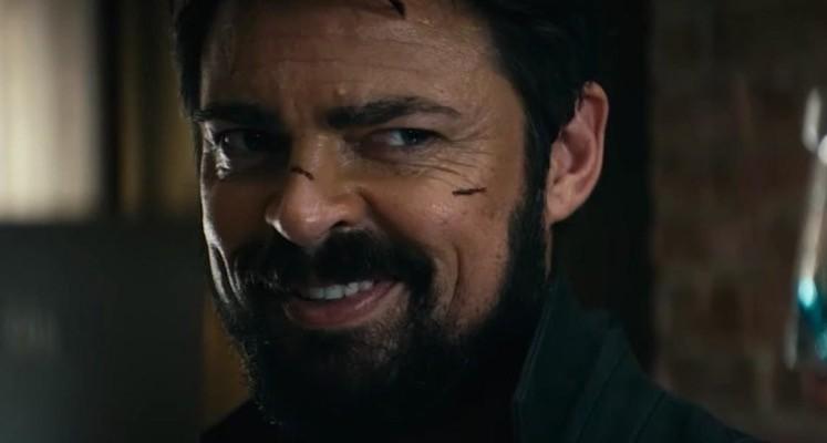 """Karl Urban zaliczył cameo w IX epizodzie """"Gwiezdnych wojen"""""""