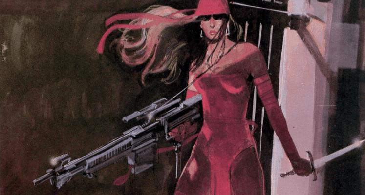 Elektra: Assassin - recenzja komiksu