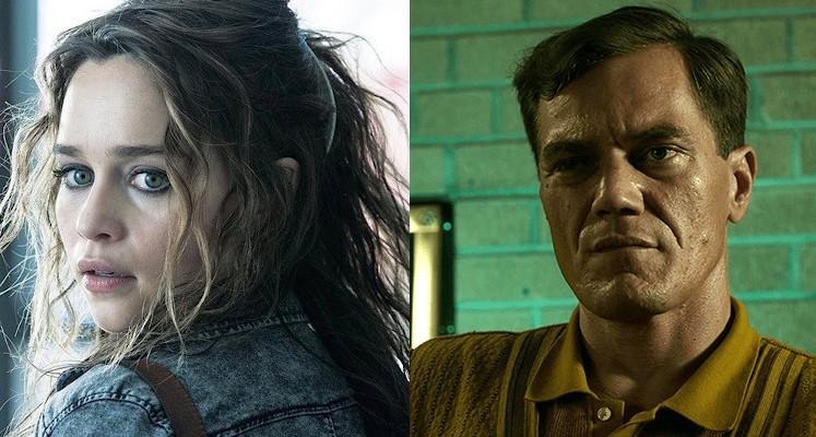 Michael Shannon i Emilia Clarke w filmowej biografii Josepha McCarthy'ego