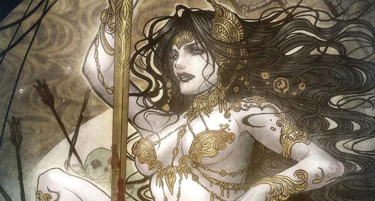 """""""Era Conana: Bêlit"""" – recenzja komiksu"""