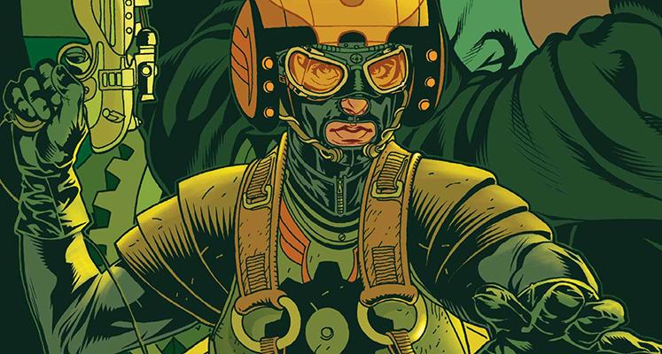 Ex Machina tom 1 - recenzja komiksu