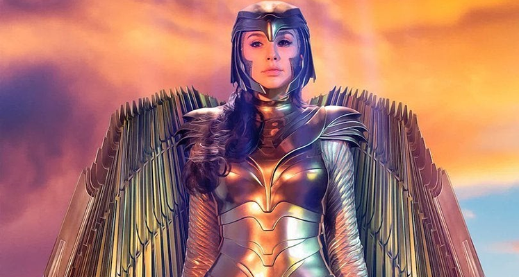 """Zobaczcie wpadki z planu widowiska """"Wonder Woman 1984"""""""
