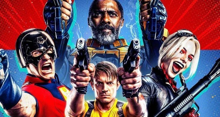 """Nowe fragmenty """"Suicide Squad"""" w zwiastunie od IMAX"""