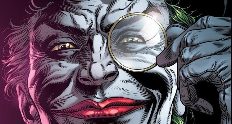 """DC Comics pokazuje okładkę zbiorczego wydania """"Trzech Jokerów"""""""