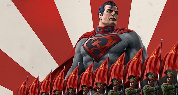 """Radziecka propaganda w nowym klipie z """"Supermana: Czerwonego Syna"""""""