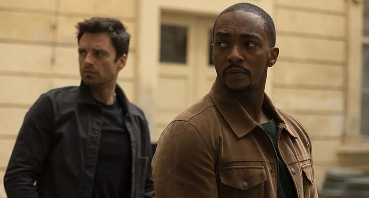 """""""Falcon i Zimowy żołnierz"""": zobaczcie kolejny spot serialu Marvela"""