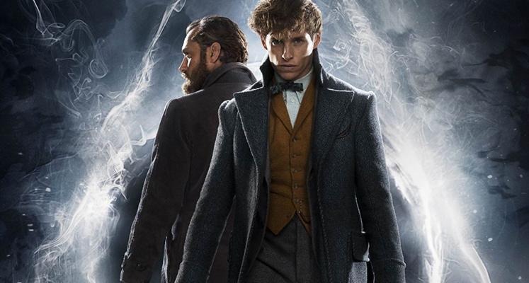 Młody Dumbledore na nowym zdjęciu z filmu Fantastyczne zwierzęta: Zbrodnie Grindelwalda