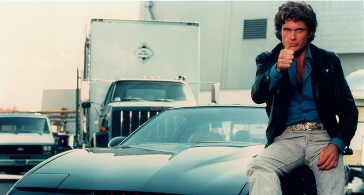 David Hasselhoff zagra samego siebie w nowym serialu CBS Studios