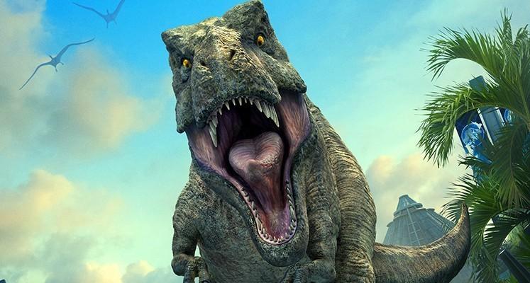 """T-Rex w nowym fragmencie 2. sezonu """"Parku Jurajskiego: Obozu Kredowego"""""""