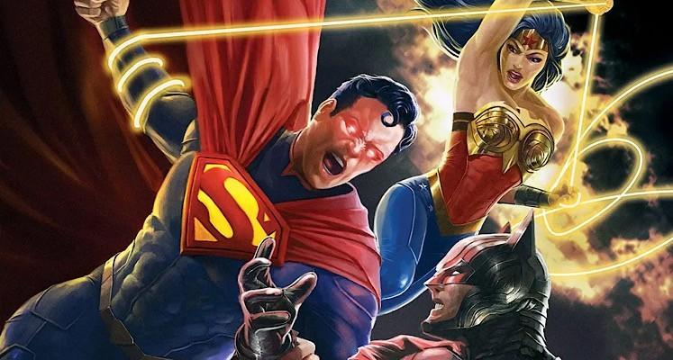 """DC zapowiada swoje kolejne widowisko w kategorii R. Nowy zwiastun """"Injustice"""""""