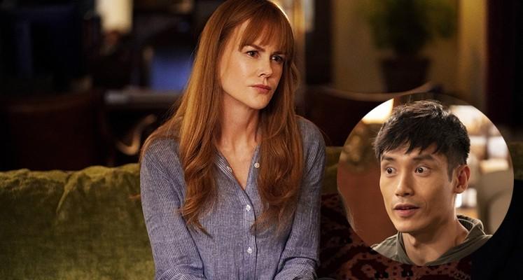 """Manny Jacinto dołącza do Nicole Kidman w serialu """"Dziewięcioro nieznajomych"""""""