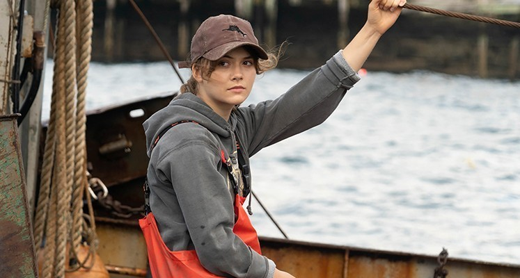 Emilia Jones w filmie CODA