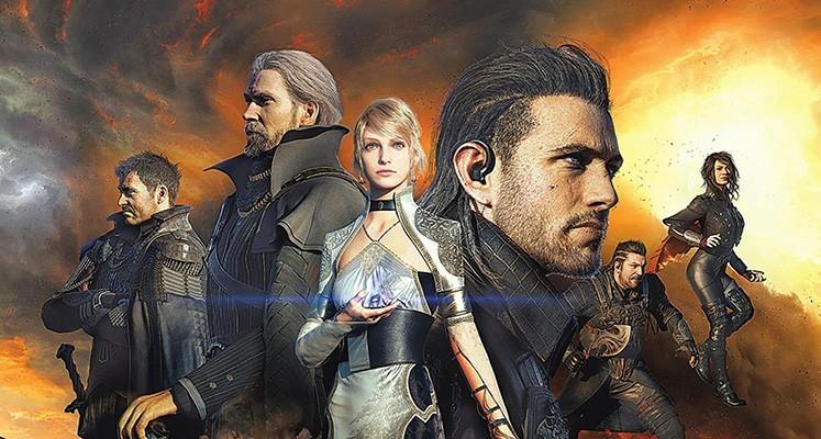 Final Fantasy XV: Gwardia Królewska - przegląd ofert i specyfikacja