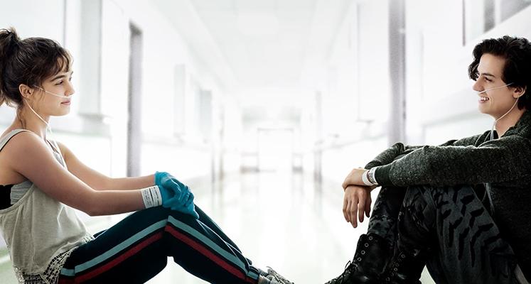 Trzy kroki od siebie - polski zwiastun dramatu z gwiazdą serialu Riverdale