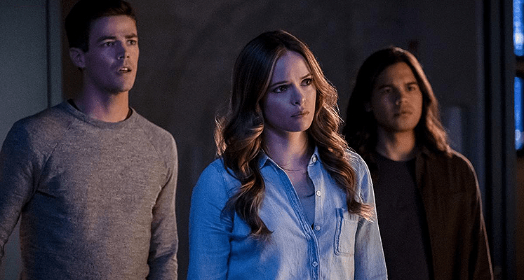 The Flash -  zobaczcie zdjęcia z szóstego odcinka 5. sezonu