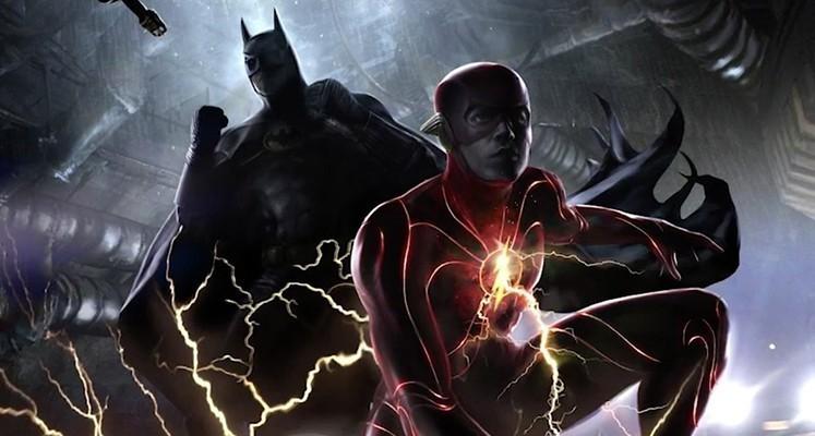"""Zaskakujący kostium Batmana na nowym zdjęciu z filmu """"The Flash"""""""