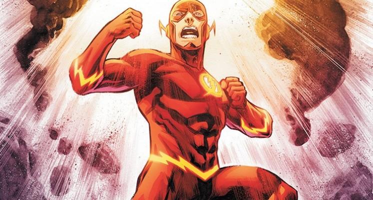 Flash tom 3: Inwazja goryli - recenzja komiksu