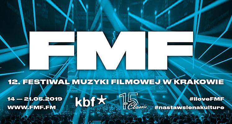 12. Festiwal Muzyki Filmowej w Krakowie - znamy program!