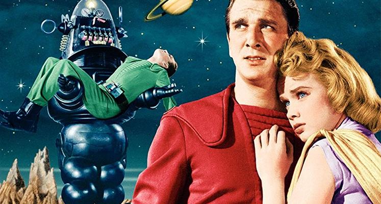 """""""Zakazana planeta"""" w steelbooku Blu-ray – ruszył preorder"""