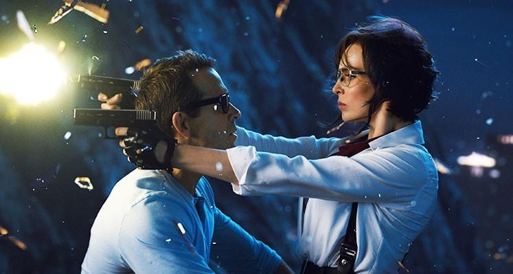 Ryan Reynolds i Jodie Comer w filmie Free Guy