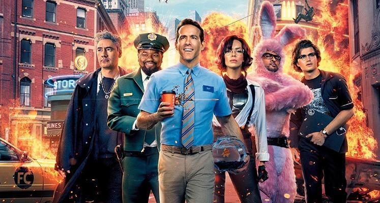 """Box Office – """"Free Guy"""" nadal przyciąga widzów. Kolejna wpadka Warnera"""