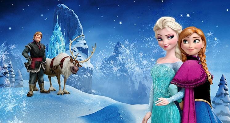 Frozen 3D (steelbook) - ruszył pre-order