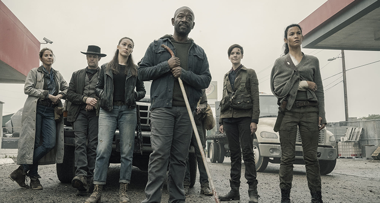 """Fear the Walking Dead"" sezon 5 – zobaczcie fragment szóstego odcinka"
