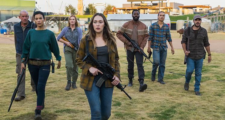 Bohaterowie Fear the Walking Dead na pierwszej grafice z nowego sezonu