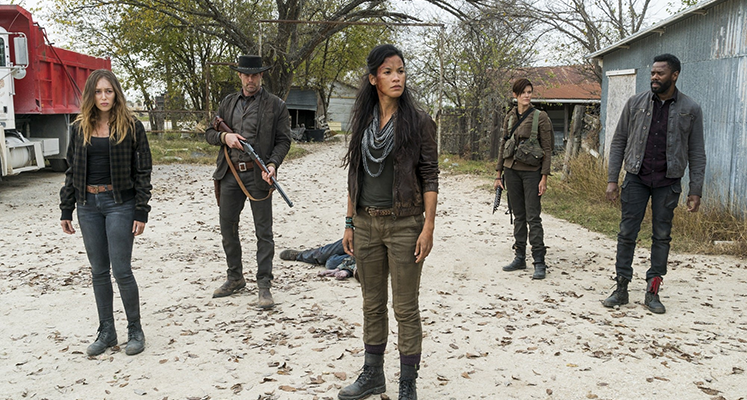 Fear the Walking Dead powróci z czwartym sezonem w sierpniu