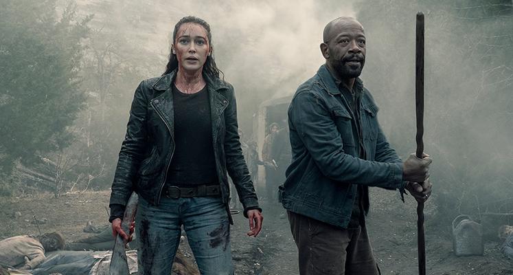 Fear The Walking Dead powraca - pierwsze zdjecia i znajoma twarz z TWD